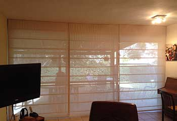 Roman Shades Near My Place | Blinds & Shades Escondido