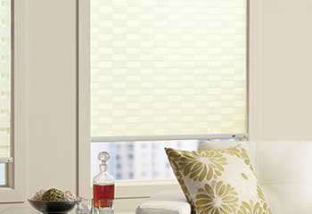 Fabric Blinds, Solana Beach